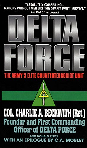 Delta Force: The Army's Elite Counterterrorist Unit (Best Counter Terrorism Units In The World)