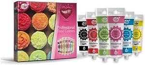 ProGel 6 gel food coloring set