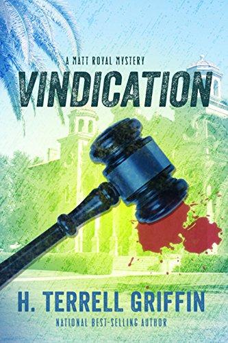 Vindication (A Matt Royal - Terrell Terrell