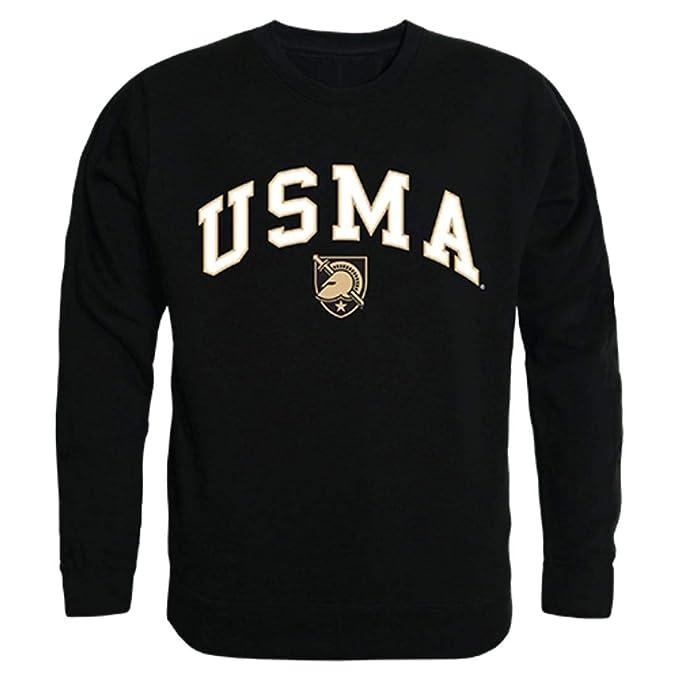 USMA United States Military Academy West Point Army Campus Crewneck Pullover Sweatshirt Sweater Heather Grey