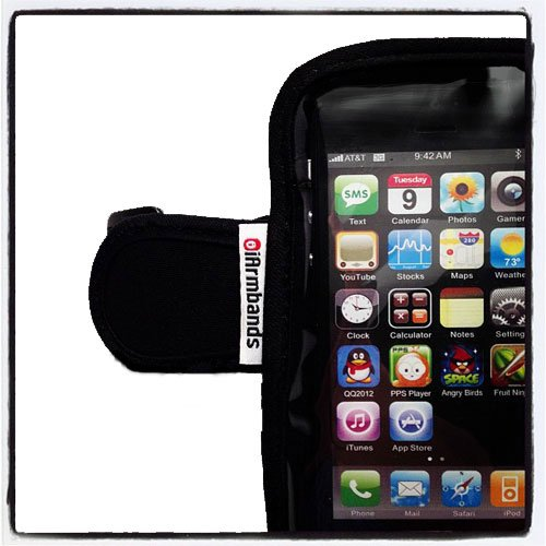 iArmbands Sport Armband for Otterbox iPhone 4 and iPhone 4S Defender Case