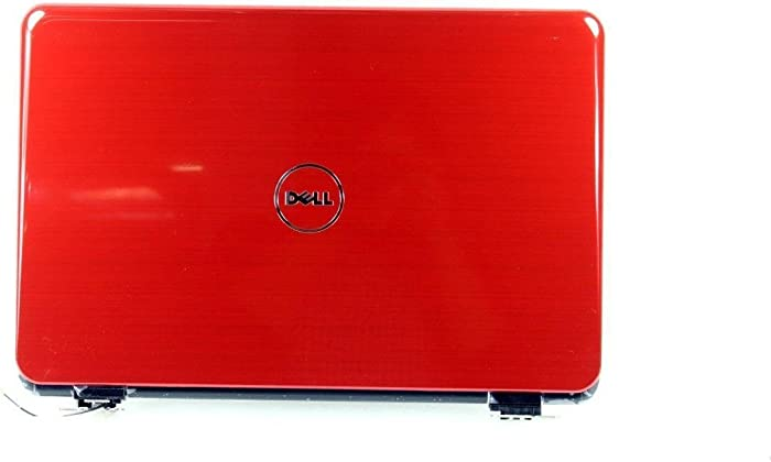 Dell Inspiron 14R N4010 Red LCD Back Cover Panel 67YPD