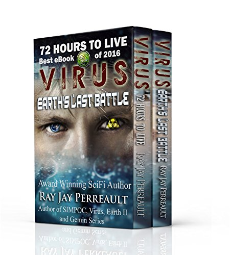 Virus Box Set: Earth is Attacked by a Very Suspicious Virus (Virus/Earth II Bks 1 & 2) by [Perreault, Ray Jay]
