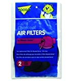 Booda Dome Filter 2 Pack, My Pet Supplies