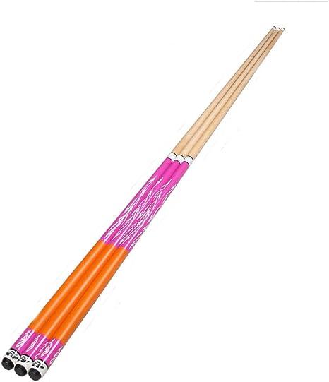 GSP 1pice / Pool Stick de Lujo Dividido Club 16 Color Billar Bar ...