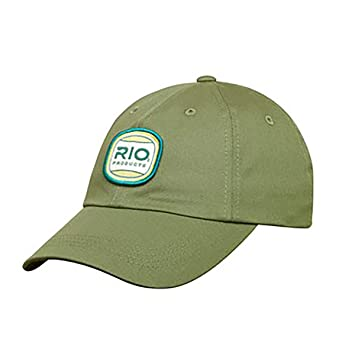 newest collection 72bac afabf RIO Fly Fishing Cap with Sew On Patch Shoe, Green, Fishing Line - Amazon  Canada