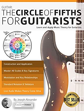 Guitar: The Circle of Fifths for Guitarists: Learn and Apply Music Theory for Guitarists (English Edition) eBook: Alexander, Joseph: Amazon.es: Tienda Kindle