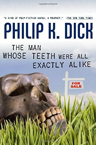 book cover of Man Whose Teeth Were All Exactly Alike