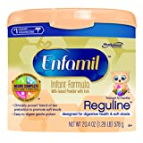 Enfamil Reguline Infant Formula for Soft/Comfortable Stools, Powder, 20.4 Ounce Reusable Tub