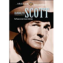 Randolph Scott: The Warner Archive Classics Collection