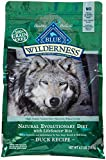 Blue Buffalo Wilderness Grain Free Dry Dog Food, Duck Recipe, 4.5-Pound Bag Review