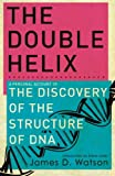 Front cover for the book The Double Helix by James D. Watson