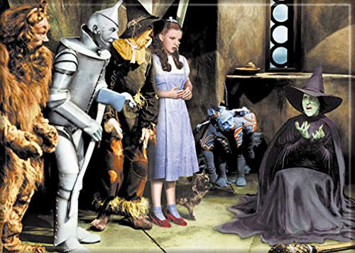 Ata-Boy Wizard of Oz 'I'm Melting!' 2.5