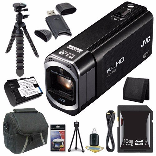 JVC GZ-VX700 1080P HD JVC Everio Camcorder (Black) for sale  Delivered anywhere in USA