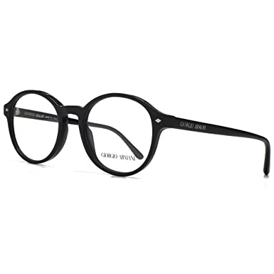 Giorgio Armani - FRAMES OF LIFE AR 7004,Round acetate men: Amazon.co ...