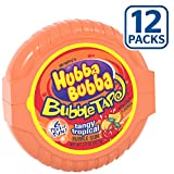 Hubba Bubba Tangy Tropical Bubble Gum Tape, 2 ounce