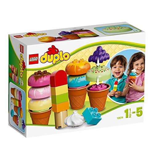 LEGO DUPLO Creative Play 10574: Creative Ice Cream by Natorytian