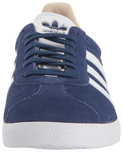 White Linen Herren Noble Gazelle Sneaker Indigo adidas wnXqHT77