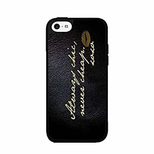 Always Chic but Never Cheap For Plastic Phone Case Back Cover must iPhone 6 4.7 The diet