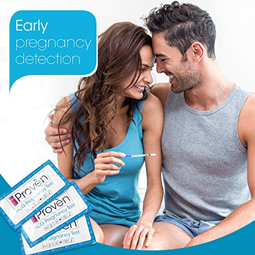 Ovulation Predictor Kit - Ovulation Test Strips - Ovulation Tests for Trying to Conceive Women - iProven FL-35-35 LH-Tests