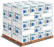 Relay MP, Multipurpose Copy Paper, 20lb, 8.5 x 11, 92 Bright - 1 Pallet / 40 cases (013020P)