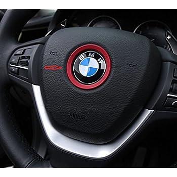 Amazon Com Eppar 174 Decorative Steering Wheel Logo Cover