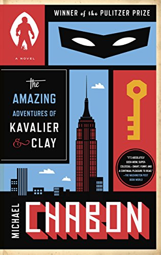book cover of The Amazing Adventures of Kavalier and Clay