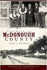Remembering McDonough County (American Chronicles) Paperback