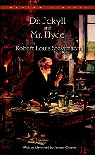 Amazon Dr Jekyll And Mr Hyde Bantam Classic 9780553212778