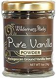 Wilderness Poets 100% Pure Madagascan Vanilla Powder (1 Ounce)