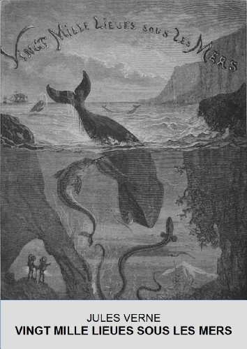 Vingt mille lieues sous les mers (version illustrée et annotée) (French Edition)
