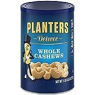Planters Deluxe Whole Cashew Nuts, 1 LB 2.25 OZ