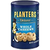#4: Planters Deluxe Whole Cashew Nuts, 1 LB 2.25 OZ