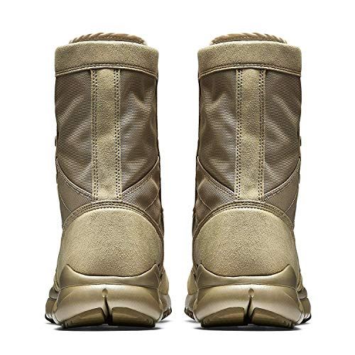 de Desert British Bottes Homme Khaki Protection Nike SFB Marron ...