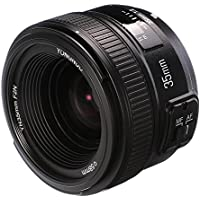 YONGNUO 35mm F2.0 Lens Large Aperture Auto Focus AF Lenses for Nikon DSLR Cameras