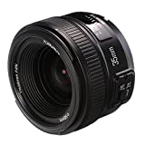 YONGNUO YN35mm F2 Lens 1:2 AF / MF Wide-Angle Fixed/Prime Auto Focus Lens For Nikon DSLR Cameras