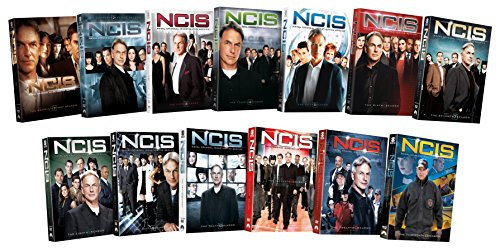 NCIS: Thirteen Season Pack (Ncis Set Dvd)