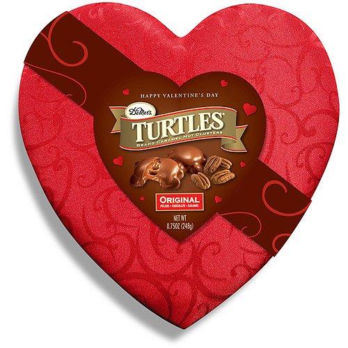 DeMets Turtles, Original Valentine Heart