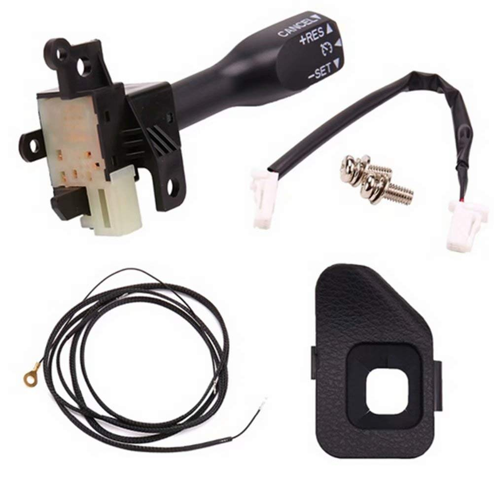 Cruise Control Switch Kit 84632-34011 84632-34017 Fits for Toyota Corolla Camry Highlander RAV4