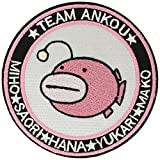 Girls und Panzer Angler Team badge