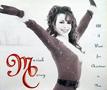 Mariah Carey - All I want for christmas is you [Single-CD ...