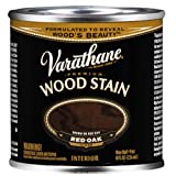 Varathane 211800 Premium Wood Stain, Half Pint, Red Oak