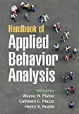 img - for Handbook of Applied Behavior Analysis (3D Photorealistic Rendering) book / textbook / text book