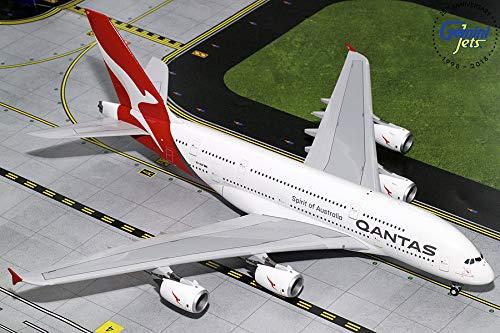 (GeminiJets G2QFA748 QANTAS A380 Livery VH-OQF / GEMG20748 1:200 Gemini Jets Qantas Airbus A380-800 Reg #VH-OQF (pre-Painted/pre-Built))