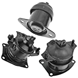 #3: Engine Motor Mount Kit Set of 3 for Honda Accord Acura TL V6 3.0L 3.2L