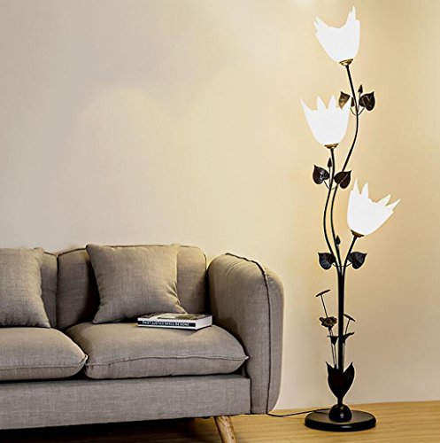 Lampe Chevet De Salon Chambre Simple Lampes Lampadaire PkwnO0