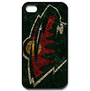 iPhone accessories iPhone 4/4s Cases NHL Minnesota Wild logo