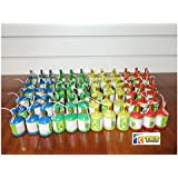 TKT Party Ass.Color Party Champagne Party Popper 72 pic in Display