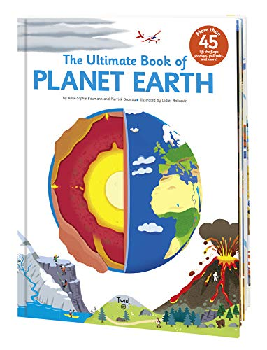 The Ultimate Book of Planet Earth por Anne-Sophie Baumann,Didier Balicevic