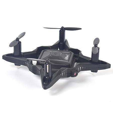 QYLOZ Mini Drone Aéreo Plegable De Cuatro Ejes, Modelo De ...